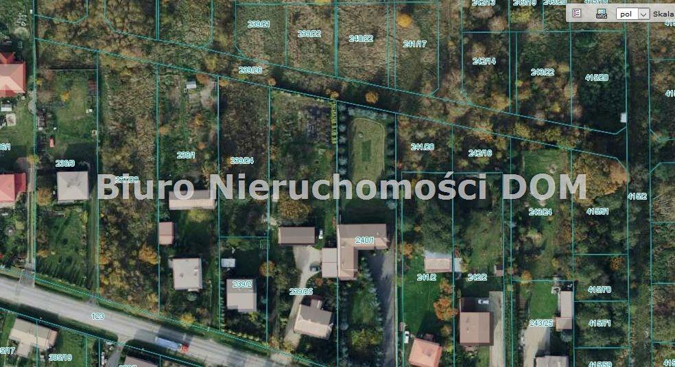 Działka budowlana na sprzedaż Częstochowa, Dźbów  929m2 Foto 2