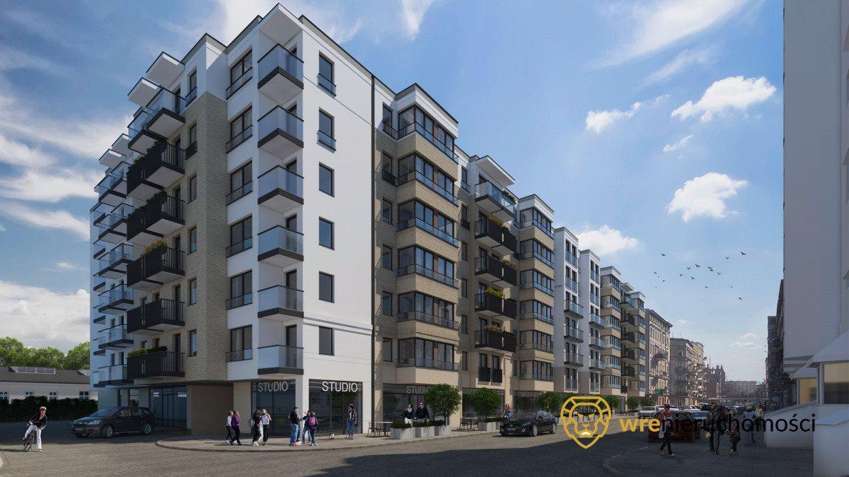 Mieszkanie trzypokojowe na sprzedaż Wrocław, Śródmieście, Kręta  41m2 Foto 2