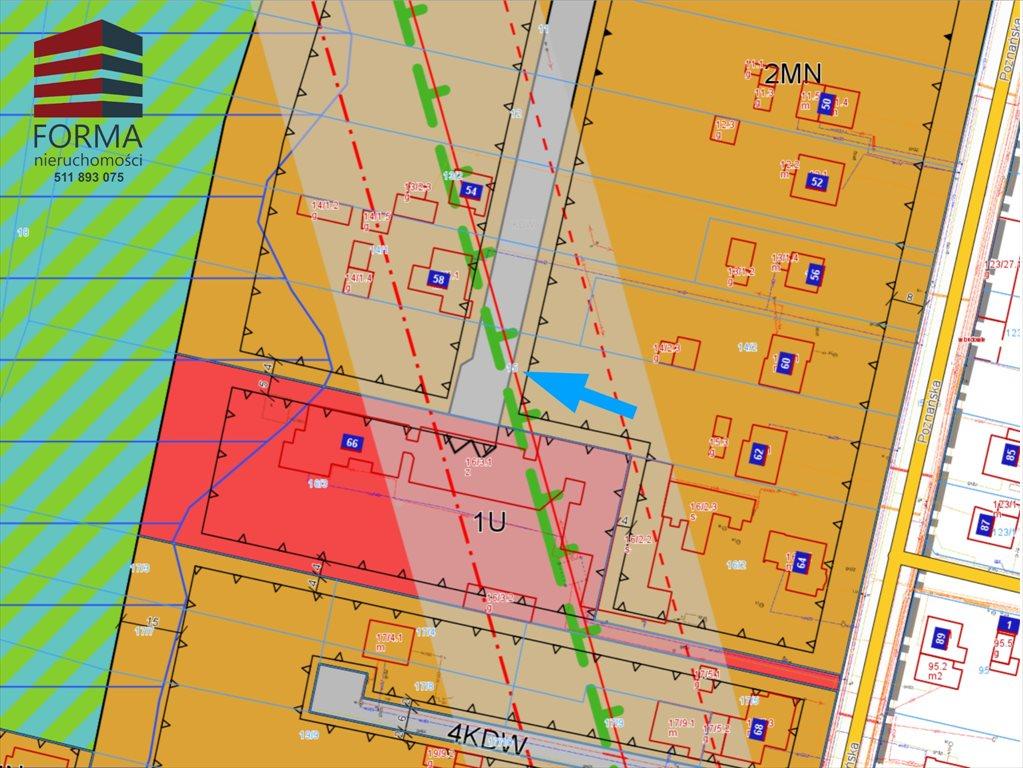 Działka budowlana na sprzedaż Czapury, Poznańska  4994m2 Foto 3