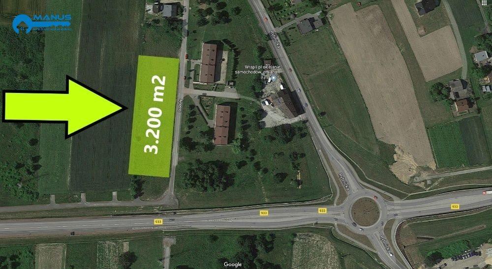 Działka inwestycyjna na sprzedaż Jastrzębie-Zdrój  3200m2 Foto 1