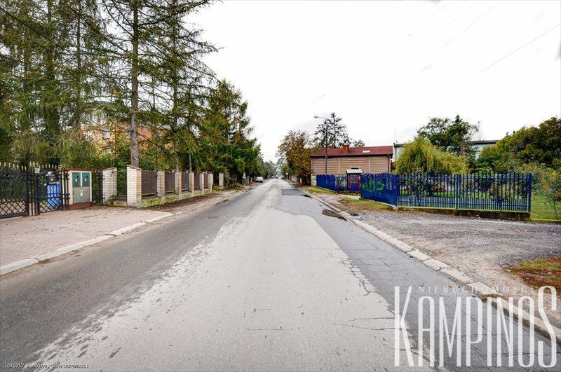 Działka budowlana na sprzedaż Klaudyn, Stare Babice, oferta 2567  1000m2 Foto 5