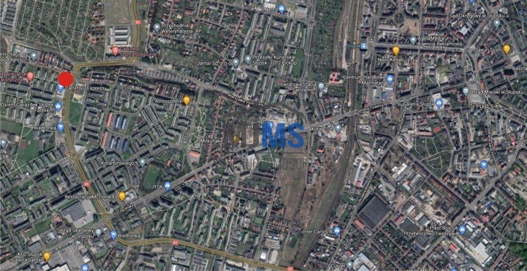 Lokal użytkowy na wynajem Słupsk, Bitwy Warszawskiej  47m2 Foto 2