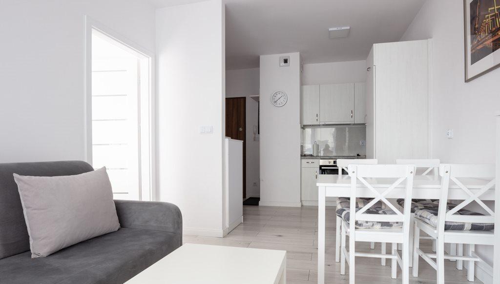 Mieszkanie dwupokojowe na sprzedaż Gdańsk, Śródmieście, gdańsk  35m2 Foto 3