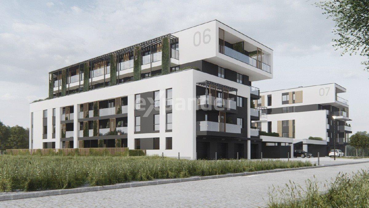 Mieszkanie dwupokojowe na sprzedaż Rzeszów, Dębina, Kornela Makuszyńskiego  47m2 Foto 1