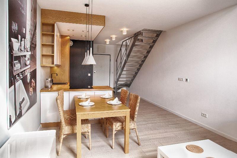 Mieszkanie dwupokojowe na wynajem Warszawa, Mokotów, Woronicza 31  65m2 Foto 2