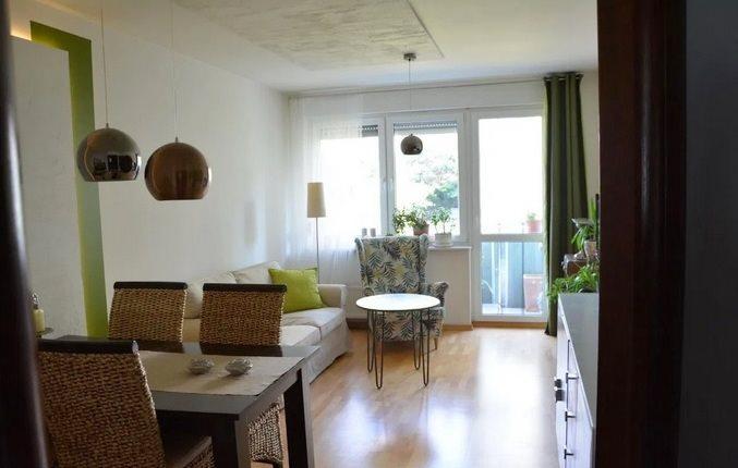 Mieszkanie trzypokojowe na sprzedaż Toruń, Koniuchy  67m2 Foto 1