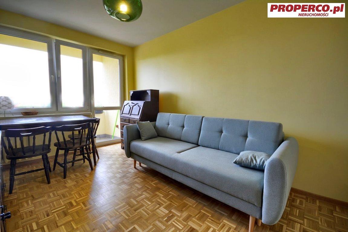 Mieszkanie trzypokojowe na wynajem Kielce, Sady  48m2 Foto 2
