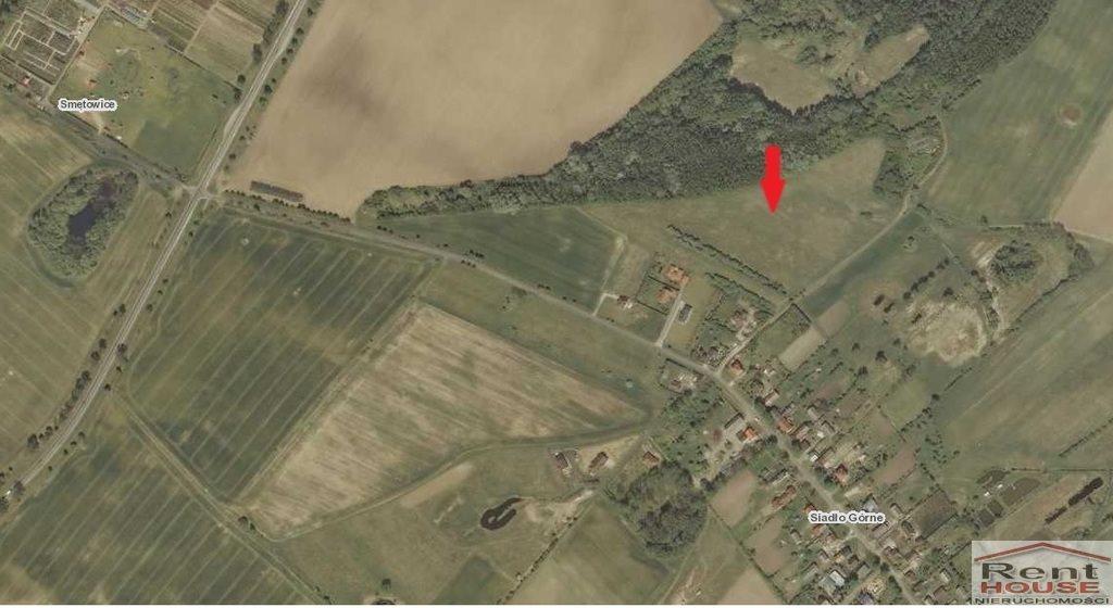 Działka rolna na sprzedaż Siadło Górne  8212m2 Foto 1