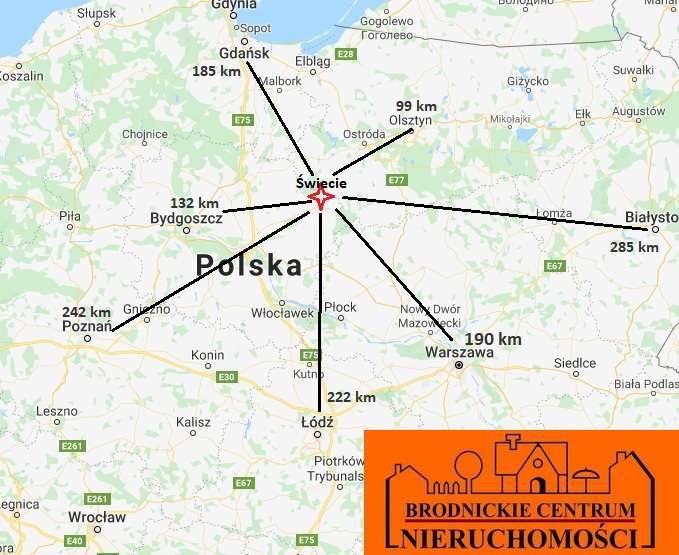 Dom na sprzedaż polska, Świecie  10600m2 Foto 6