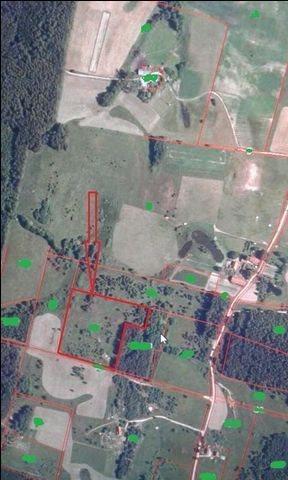 Działka budowlana na sprzedaż Orzechowo, Ubocze Wsi, Orzechowo  24300m2 Foto 1