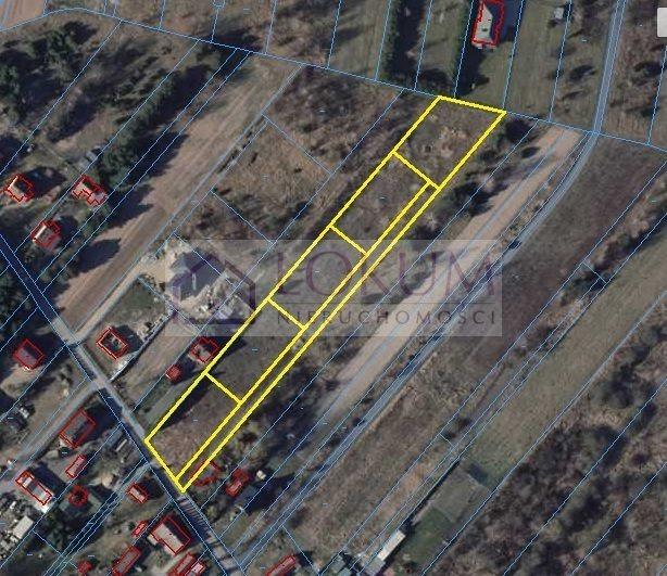 Działka budowlana na sprzedaż Augustów  1000m2 Foto 1