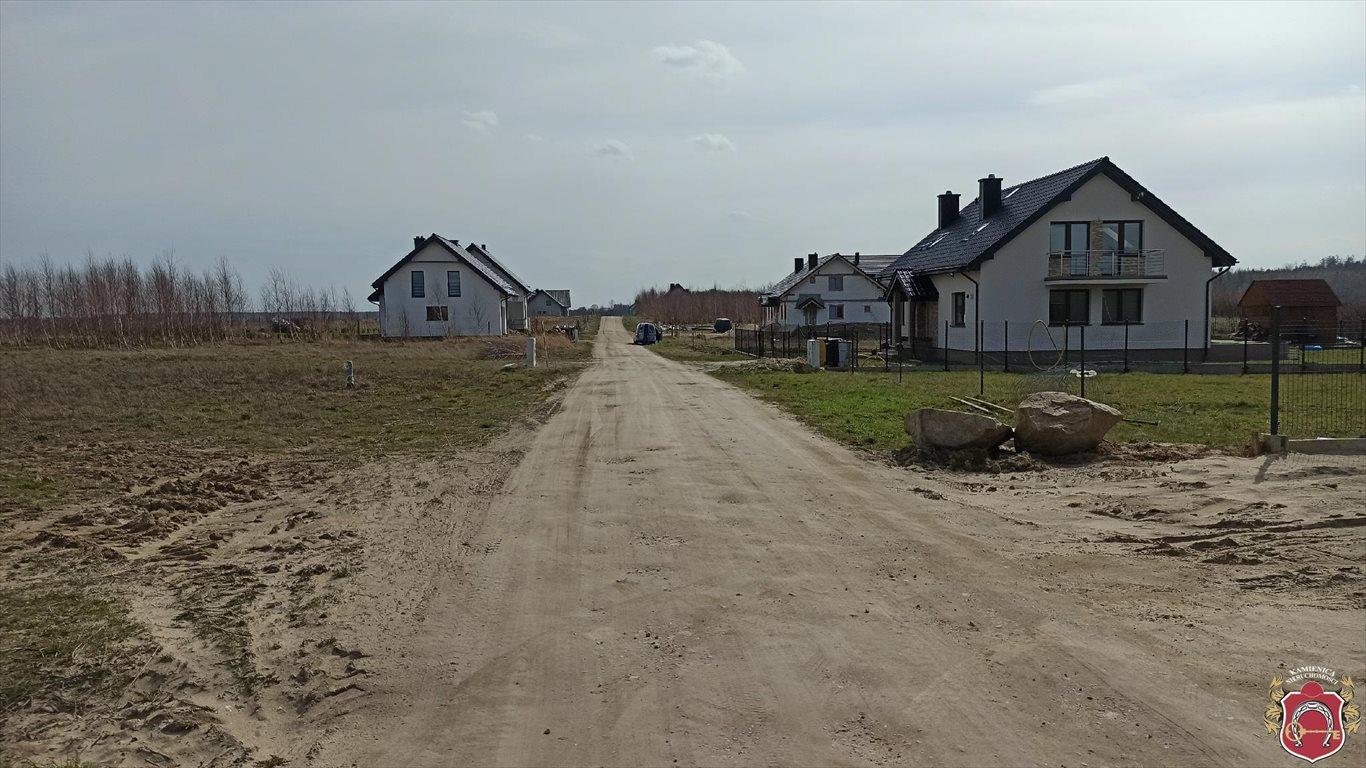 Działka budowlana na sprzedaż Darzlubie, Nowa  834m2 Foto 9