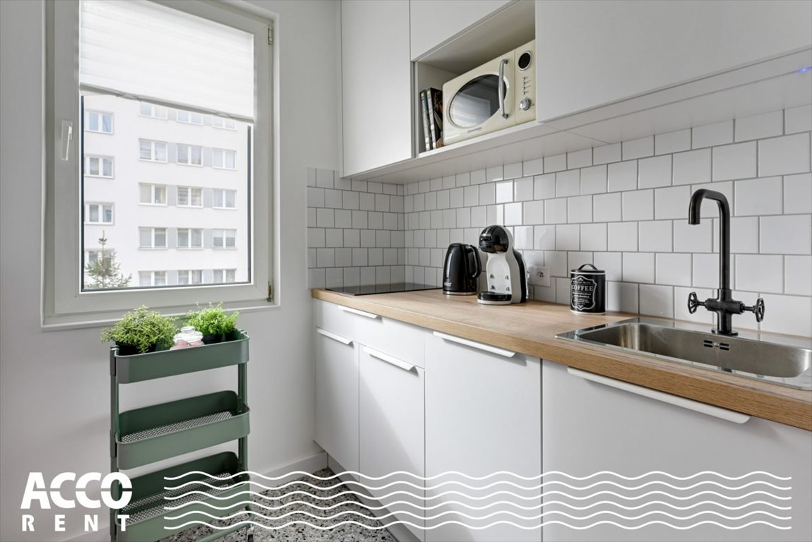 Mieszkanie dwupokojowe na wynajem Gdynia, Śródmieście, Hieronima Derdowskiego  38m2 Foto 8