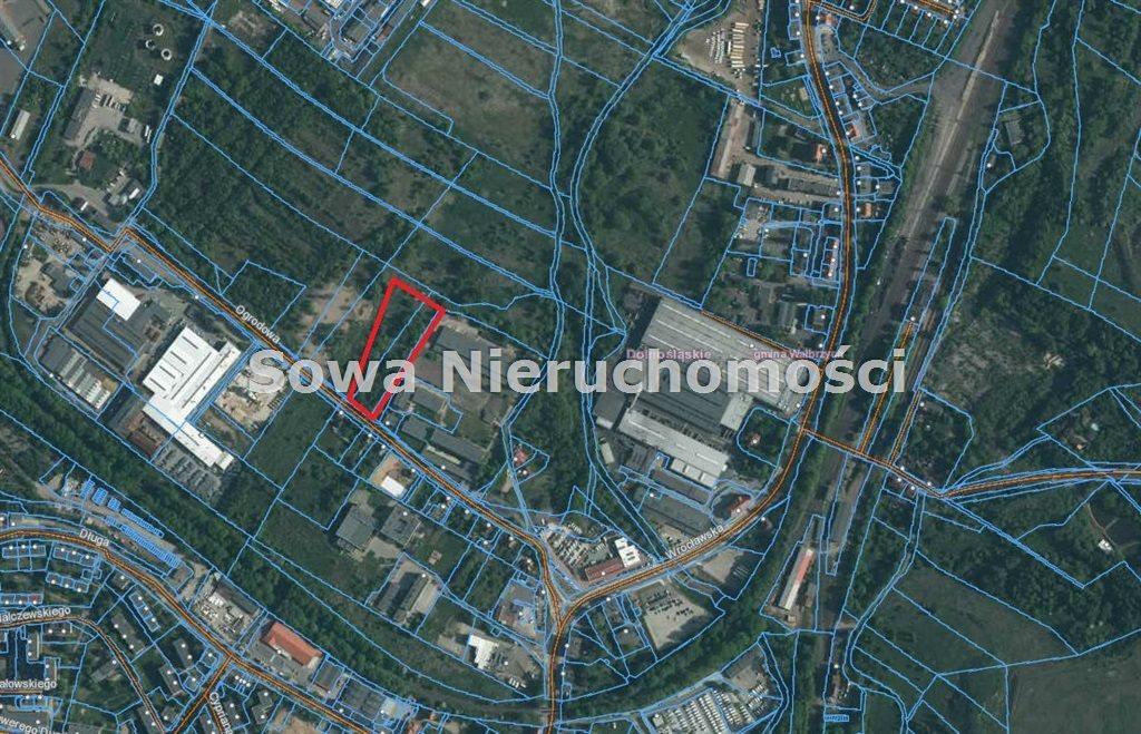 Działka budowlana na sprzedaż Wałbrzych, Szczawienko, Ogrodowa  8422m2 Foto 1