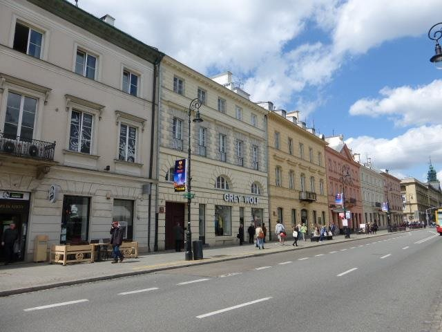 Lokal użytkowy na wynajem Warszawa, Śródmieście, Nowy Świat  315m2 Foto 2