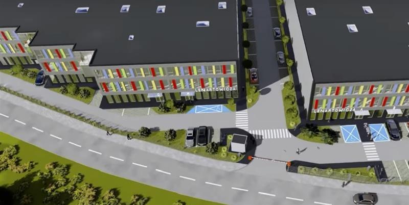 Lokal użytkowy na wynajem Gdańsk, Ku Ujściu  1525m2 Foto 3