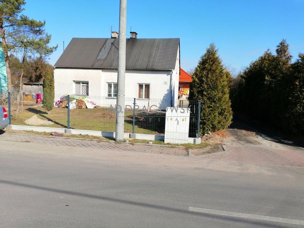 Działka budowlana na sprzedaż Warszawa, Rembertów  508m2 Foto 1