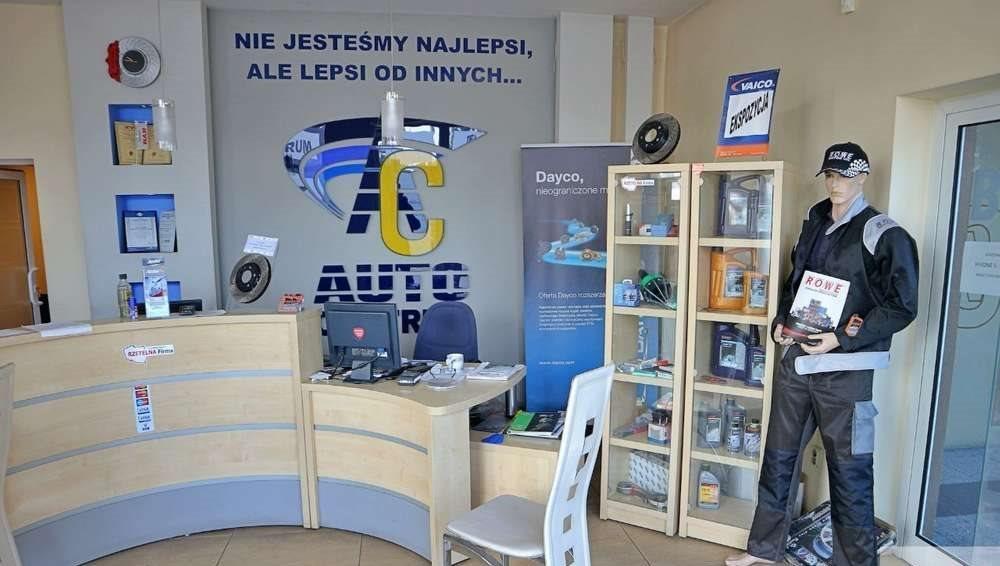 Lokal użytkowy na wynajem Kalisz, Warszawska 40  142m2 Foto 6