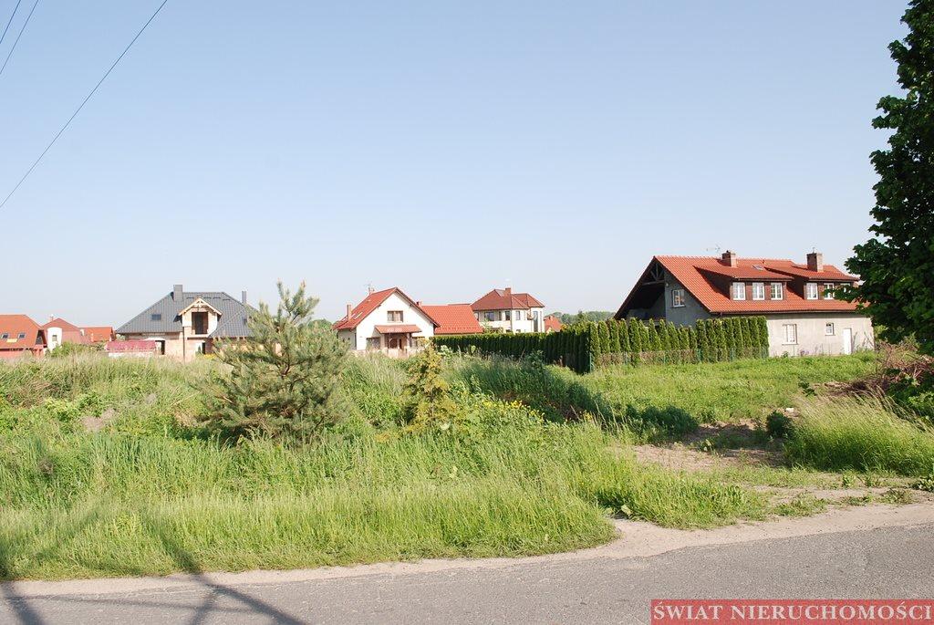 Działka budowlana na sprzedaż Żerniki Wrocławskie  2100m2 Foto 8