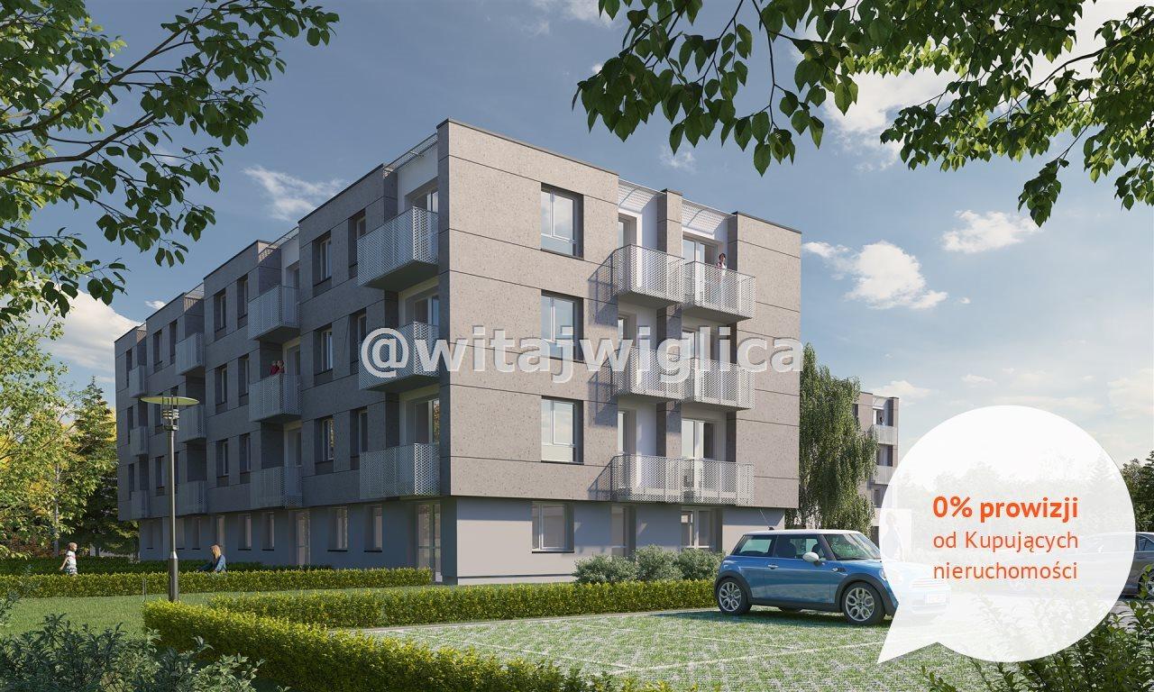 Mieszkanie trzypokojowe na sprzedaż Wrocław, Psie Pole, Sołtysowice, Poprzeczna  45m2 Foto 5