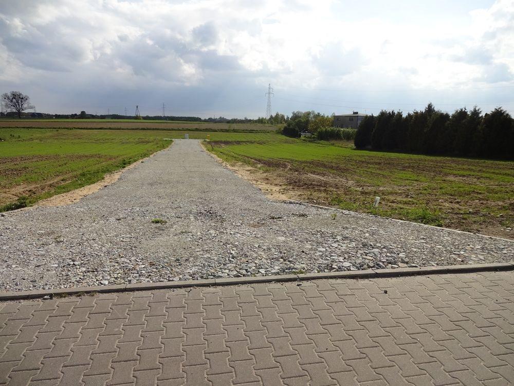 Działka budowlana na sprzedaż Ostrów Wielkopolski  647m2 Foto 2