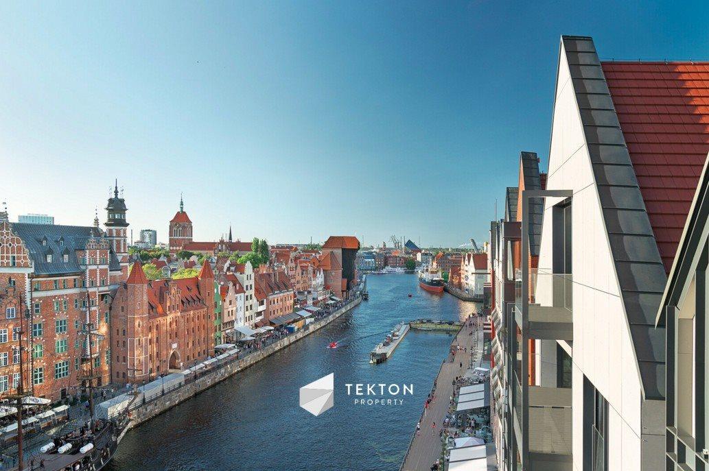 Mieszkanie dwupokojowe na wynajem Gdańsk, Śródmieście, Chmielna  60m2 Foto 1
