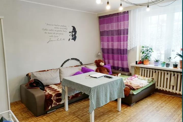Mieszkanie dwupokojowe na sprzedaż Siemianowice Śląskie, Michałkowice, Obrońców Warszawy  52m2 Foto 1