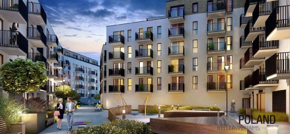 Mieszkanie trzypokojowe na sprzedaż Poznań, Garbary, Garbary  60m2 Foto 4