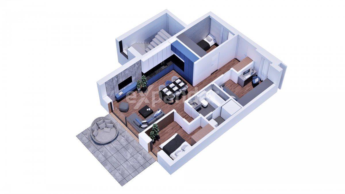 Mieszkanie czteropokojowe  na sprzedaż Częstochowa, Parkitka, Zakopiańska  72m2 Foto 7