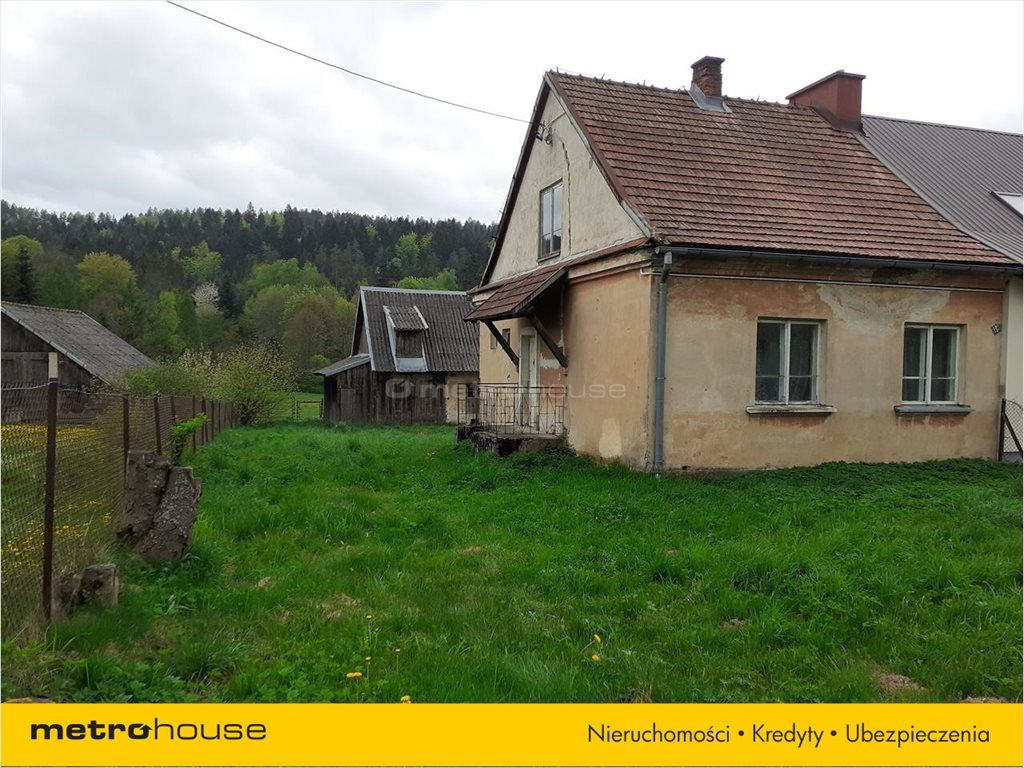 Dom na sprzedaż Zawadka, Ustrzyki Dolne  84m2 Foto 5