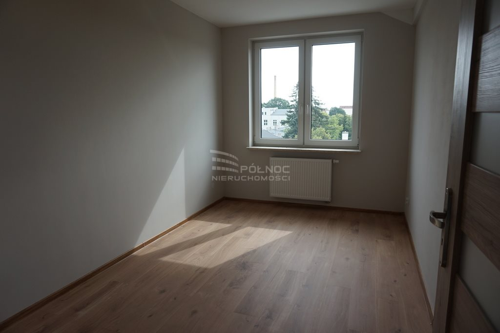 Mieszkanie dwupokojowe na wynajem Pabianice, Nowe 2 pokoje, winda, balkon, miejsce postojowe  46m2 Foto 10