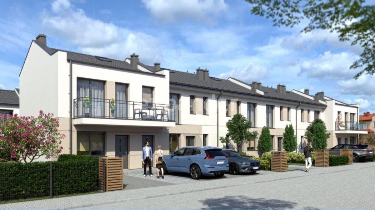 Mieszkanie trzypokojowe na sprzedaż Skórzewo, Serdeczna  49m2 Foto 4