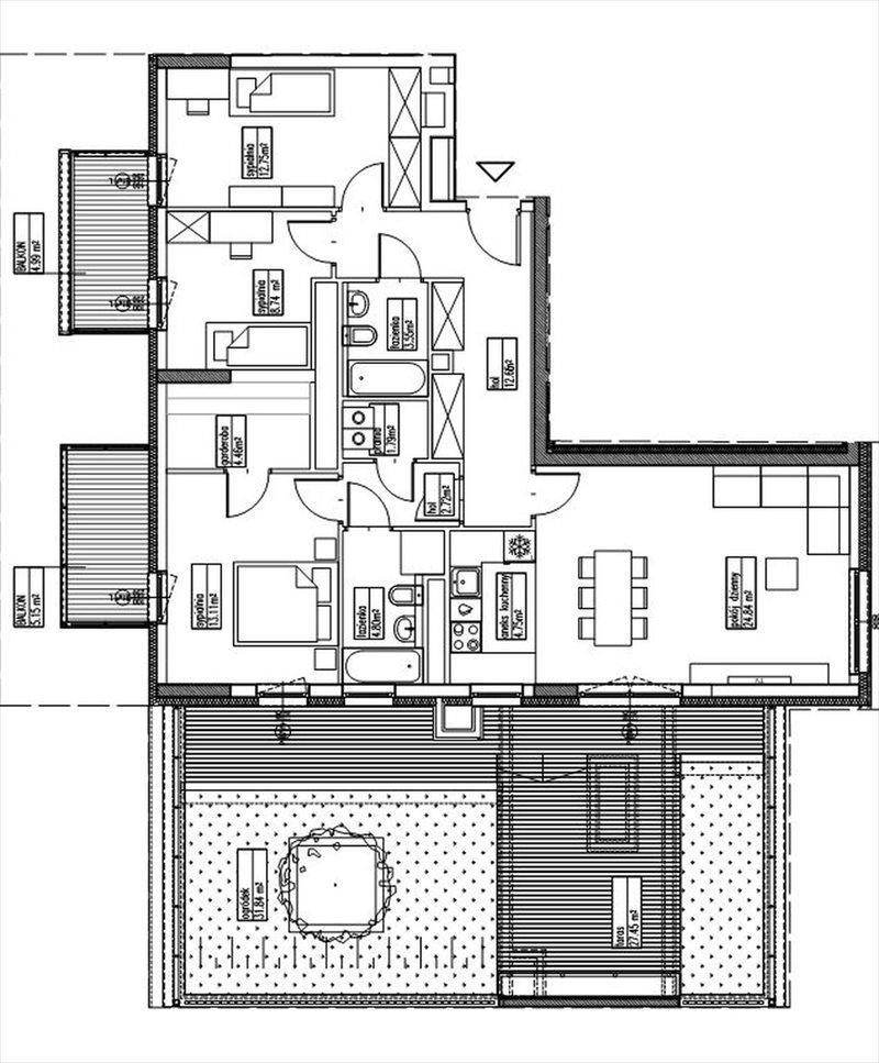 Mieszkanie czteropokojowe  na sprzedaż Warszawa, Wola, ul. Marcina Kasprzaka  94m2 Foto 5