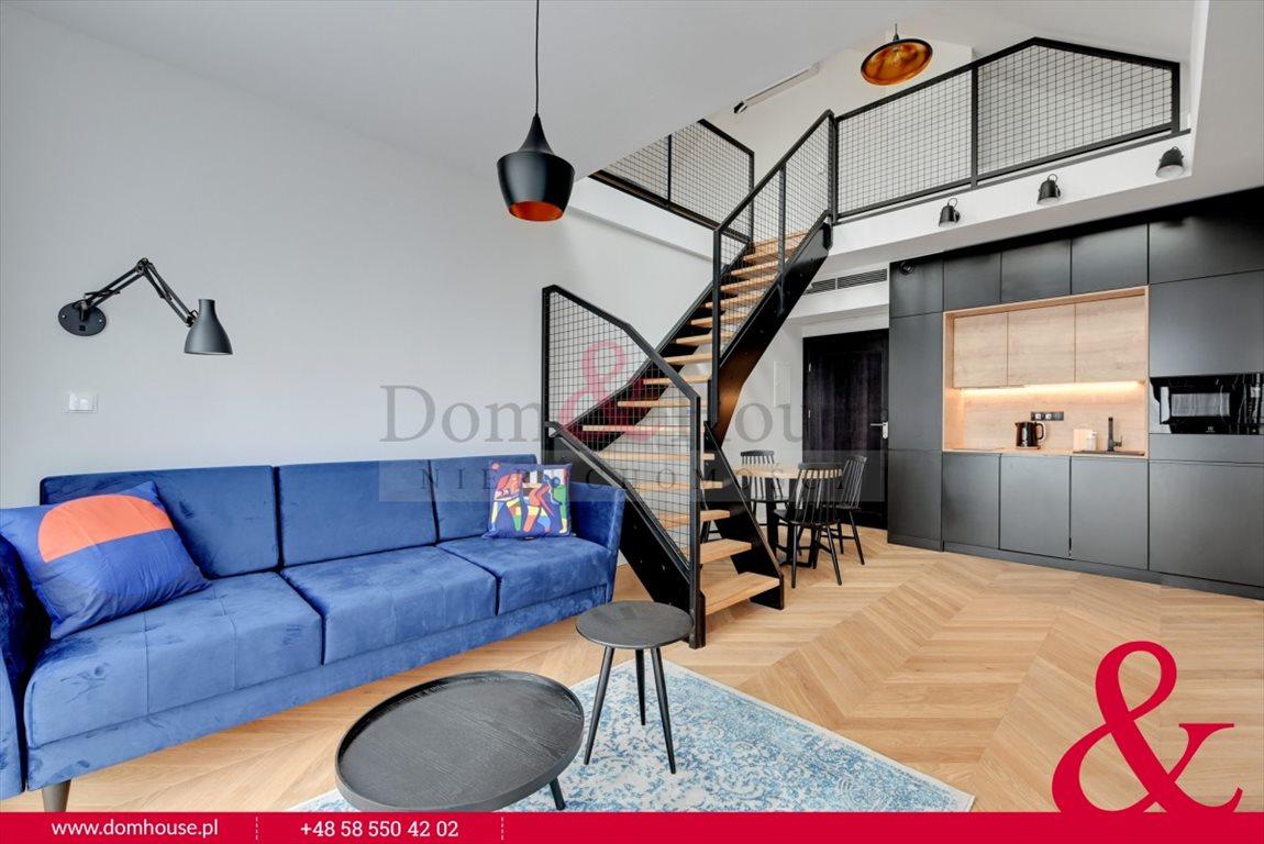Mieszkanie dwupokojowe na wynajem Sopot, Karlikowo, Pogodna  60m2 Foto 1