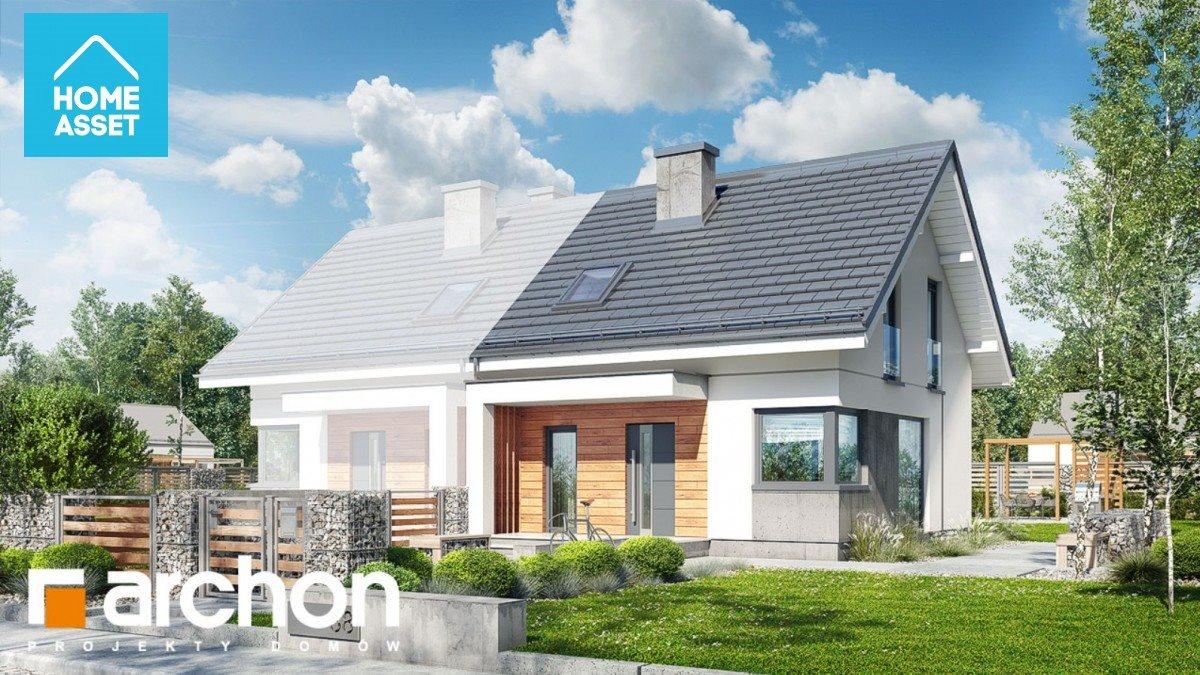 Dom na sprzedaż Ostaszewo, Makowa  71m2 Foto 1