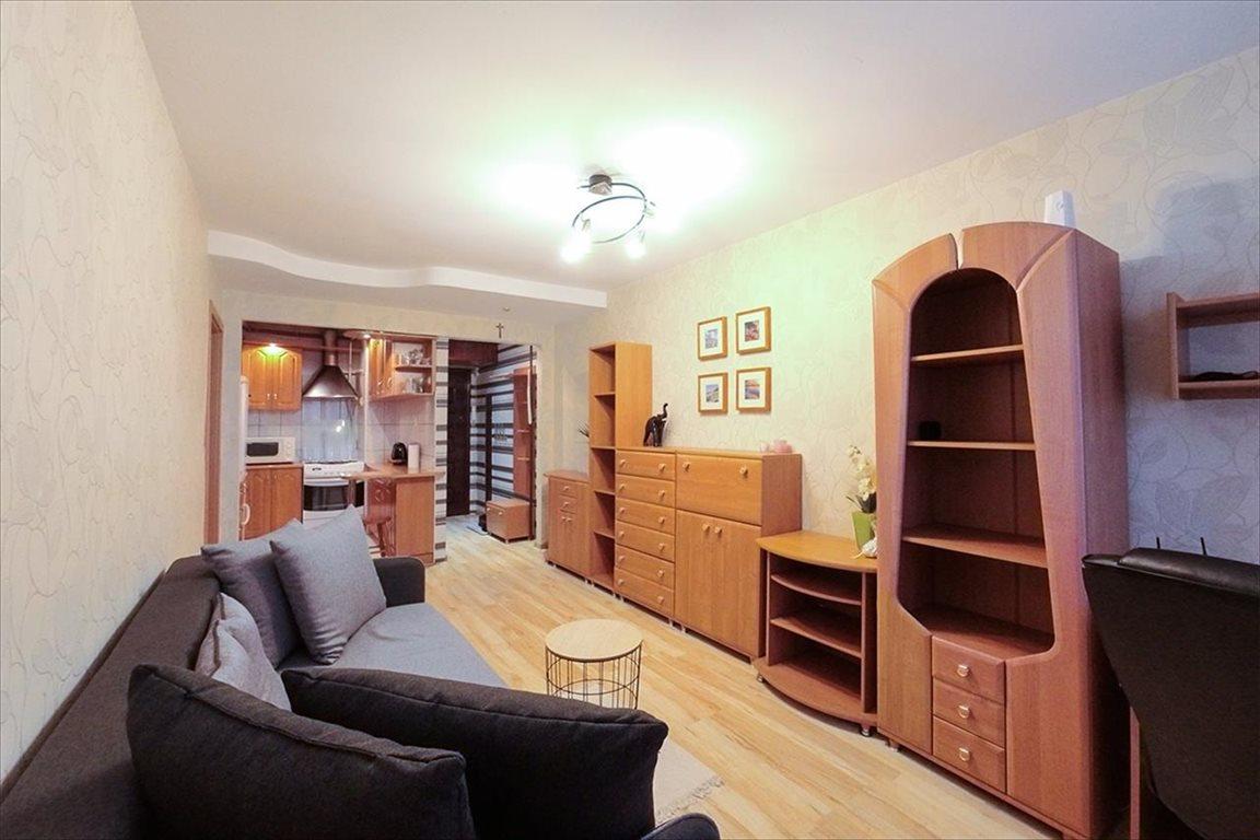 Mieszkanie dwupokojowe na sprzedaż Kraków, Bieńczyce  38m2 Foto 2