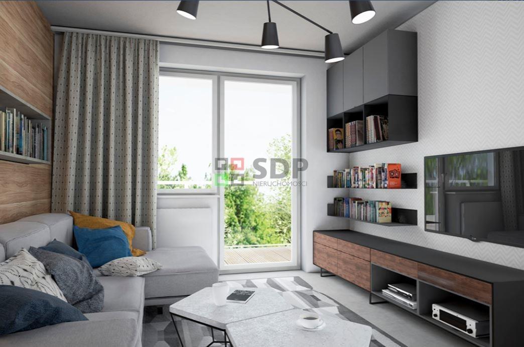 Mieszkanie trzypokojowe na sprzedaż Wrocław, Krzyki, Księże Małe, Opolska  65m2 Foto 2