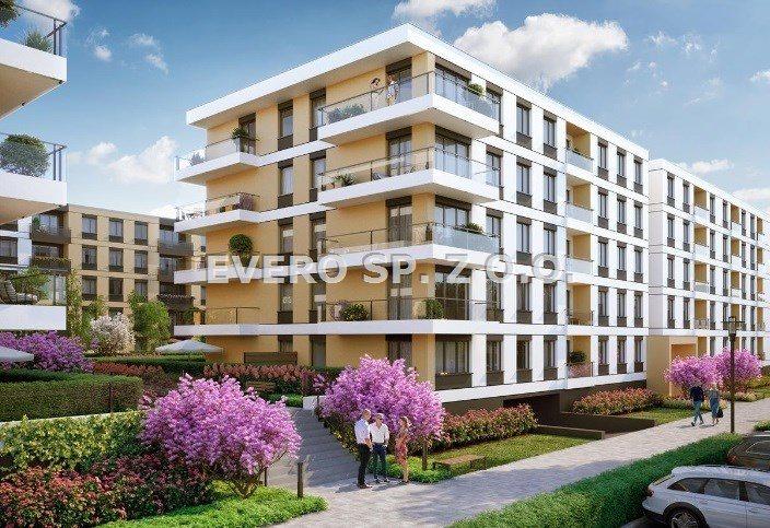 Mieszkanie czteropokojowe  na sprzedaż Wrocław, Psie Pole, ZAKRZÓW - NOWA INWESTYCJA - BEZ PROWIZJI  66m2 Foto 2