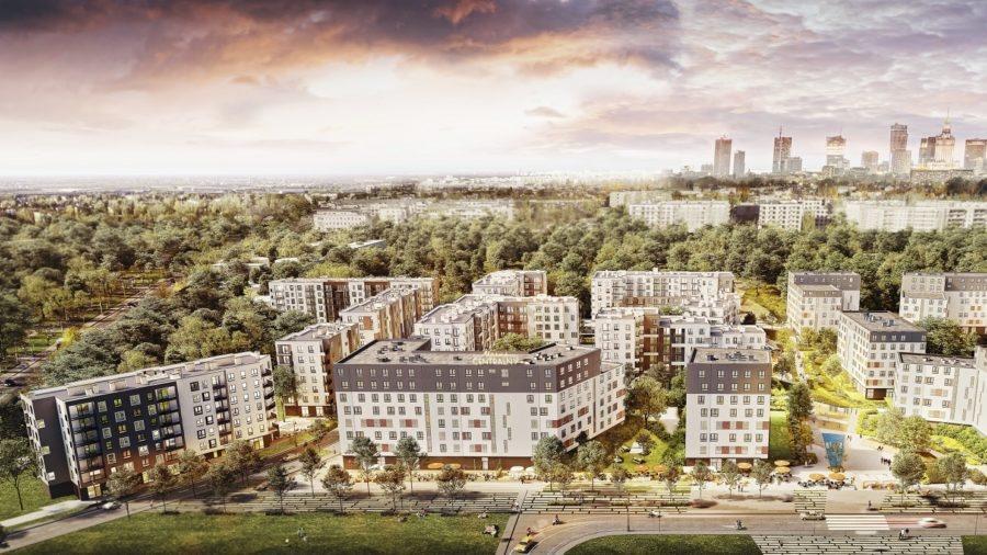 Mieszkanie trzypokojowe na sprzedaż Warszawa, Ursus, Gierdziejewskiego 23  63m2 Foto 8