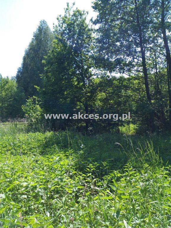 Działka budowlana na sprzedaż Jeziórko, Bursztynowa  1700m2 Foto 1