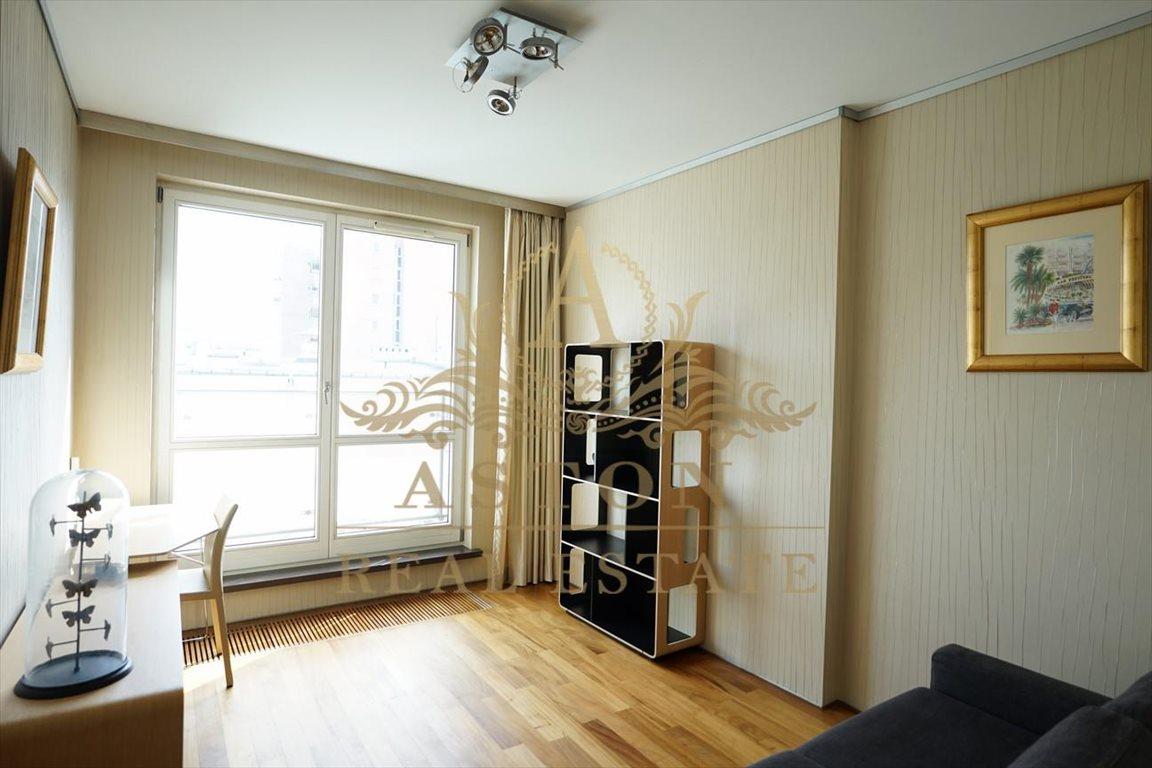 Mieszkanie trzypokojowe na wynajem Warszawa, Mokotów, Wiktorska  96m2 Foto 13