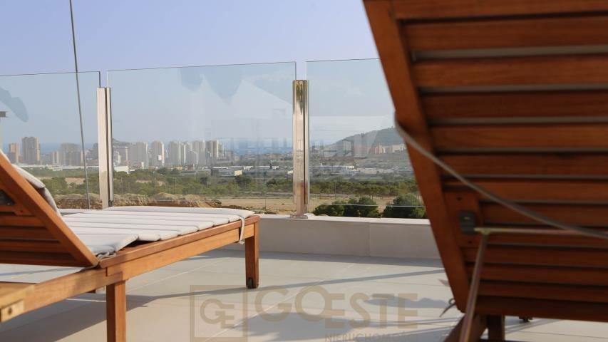 Mieszkanie trzypokojowe na sprzedaż Hiszpania, Benidorm  78m2 Foto 6