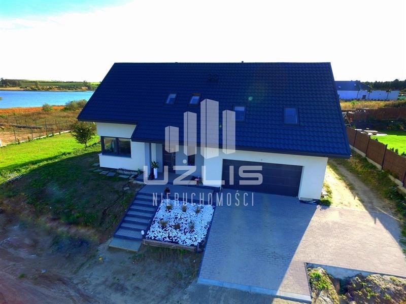 Dom na sprzedaż Lubiszewo, Wakacyjna  213m2 Foto 1