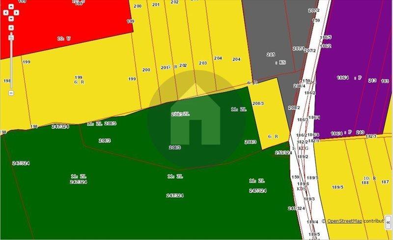 Działka inwestycyjna na sprzedaż Kochlice  34286m2 Foto 2