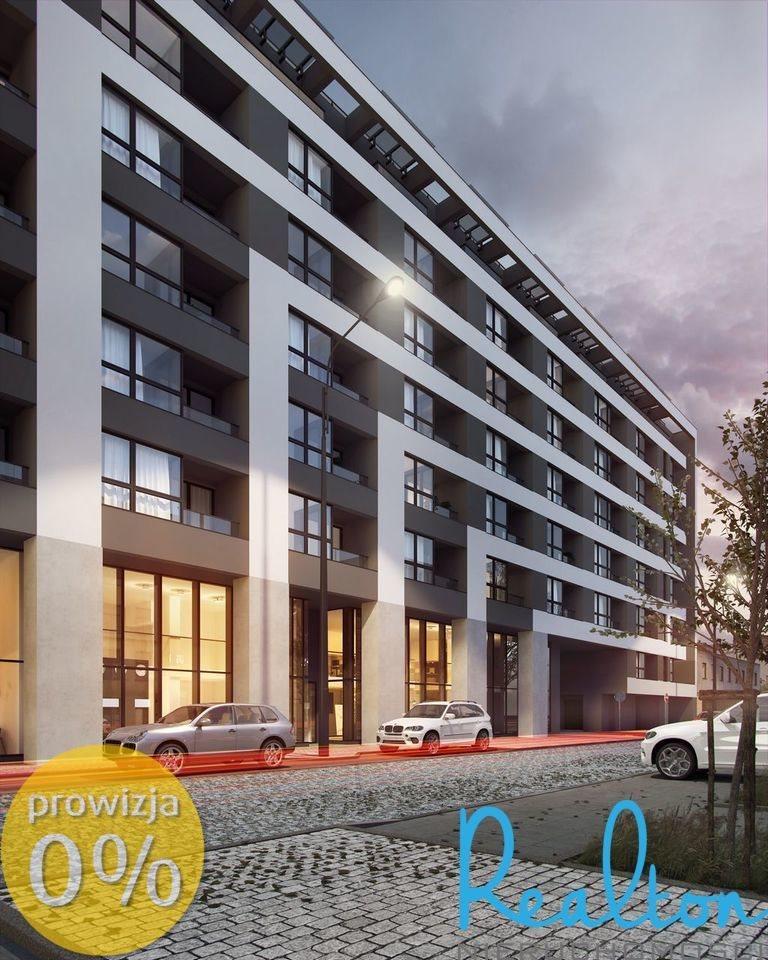 Mieszkanie dwupokojowe na sprzedaż Katowice, Śródmieście, Opolska  50m2 Foto 1