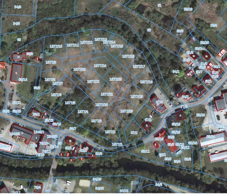 Działka budowlana na sprzedaż Straszyn, SPACEROWA  30471m2 Foto 1