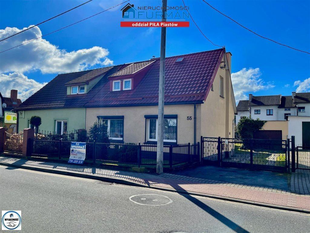 Dom na sprzedaż Piła, Staszyce  142m2 Foto 3