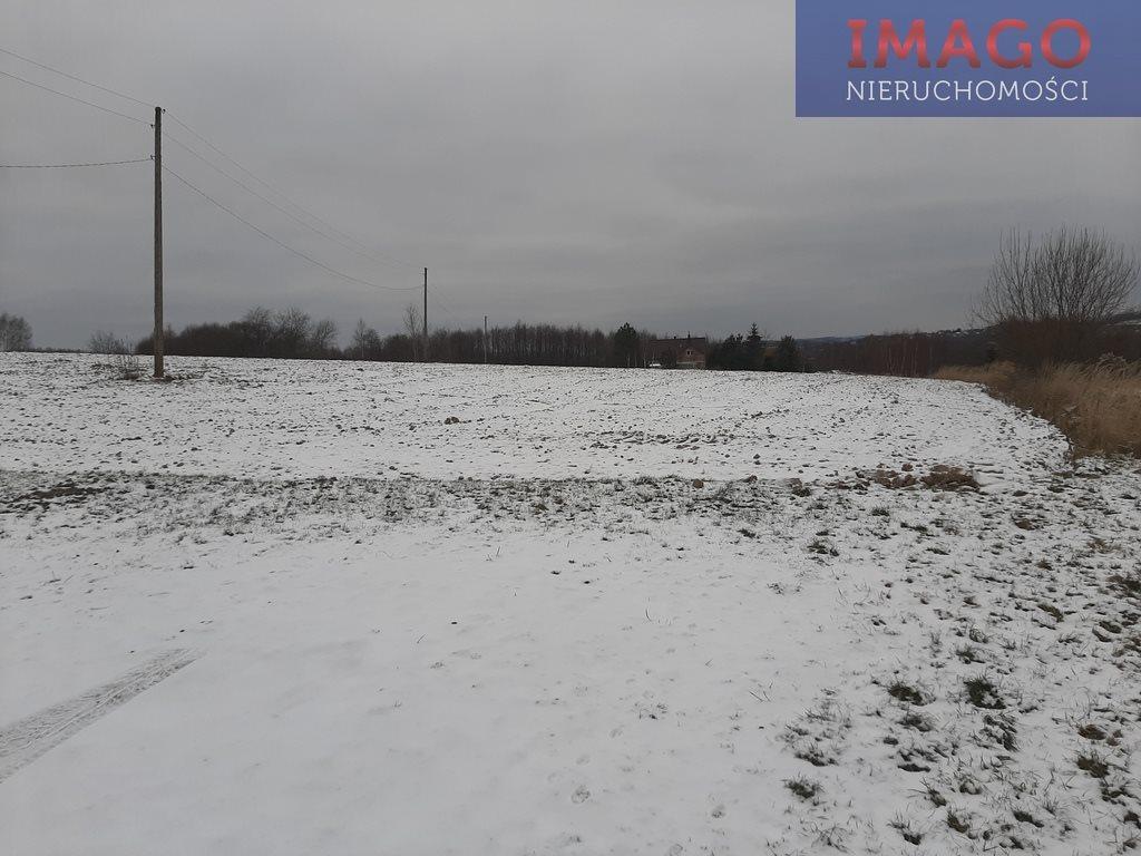 Działka siedliskowa na sprzedaż Wola Rafałowska  4100m2 Foto 2