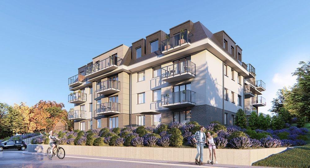 Mieszkanie czteropokojowe  na sprzedaż Gdańsk  87m2 Foto 1
