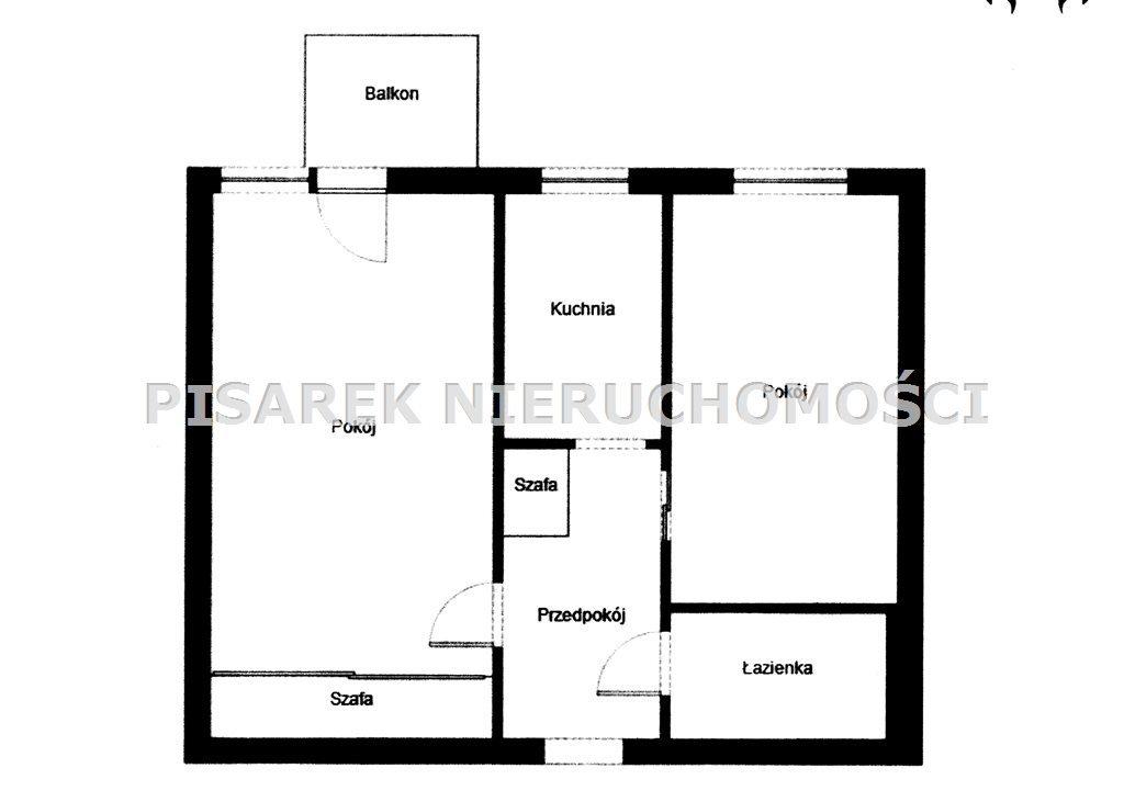 Mieszkanie dwupokojowe na wynajem Warszawa, Śródmieście, Centrum, Dzika  45m2 Foto 9